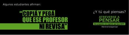 """""""ATREVASE A PENSAR"""": UNA GRAN CAMPAÑA DE EAFIT (4/6)"""