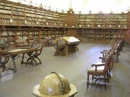 Biblioteca de Salamanca. Tomada de Universiablog